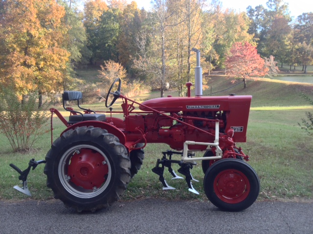 farmall 140 tractor serial numbers