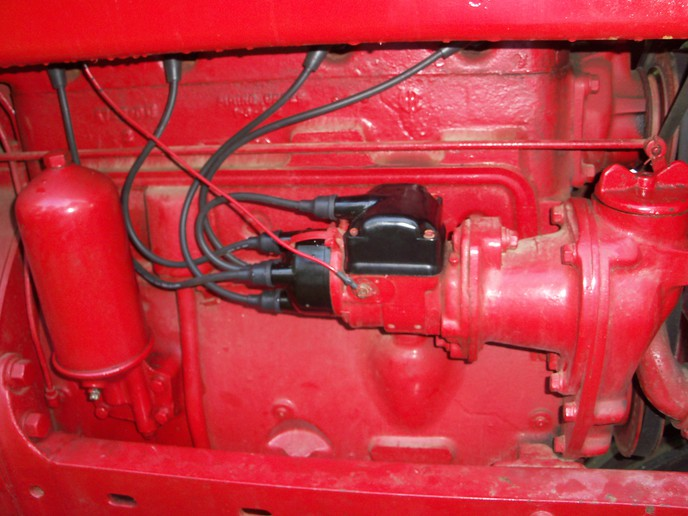 Farmall Magneto Wiring Diagram. Farmall Model A Magneto, Farmall Cub on
