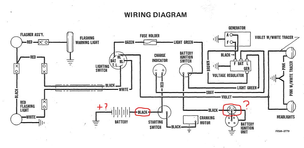 [DIAGRAM_4FR]  Farmall H With 6 Volt Positive Ground Wiring Schematic - 1929 Chevy Wiring  Diagram for Wiring Diagram Schematics | International Farmall Cub Tractor Wiring Diagram |  | Wiring Diagram Schematics