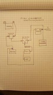 1 Wire Alternator Wiring Diagram from www.farmallcub.com